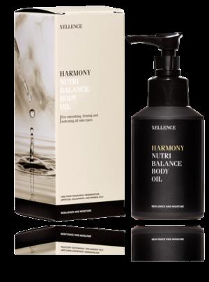 Nutri Balance Body Oil